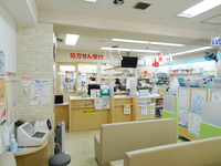 湘南台薬局の店内